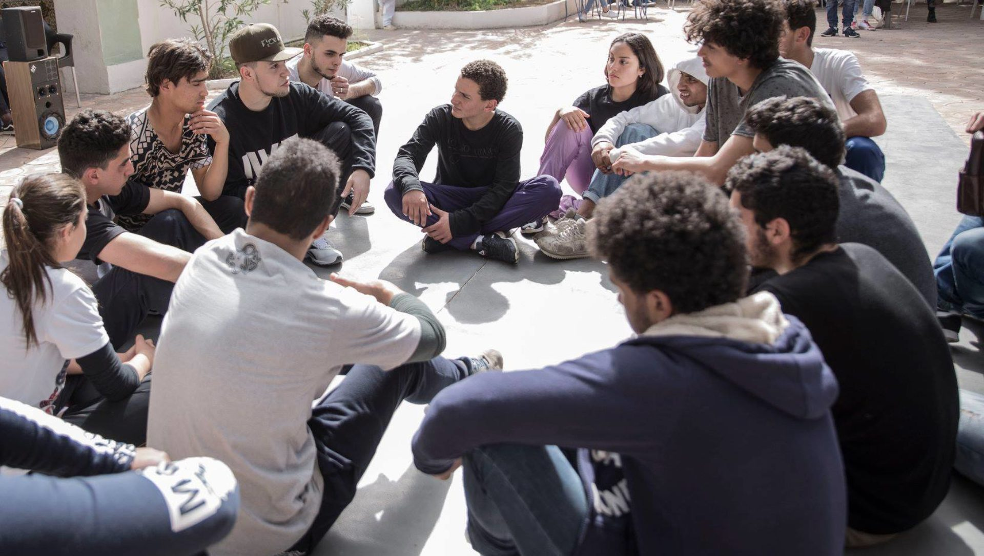 Bboy Diehard's advice to the new generation of Bboys in Tunisia