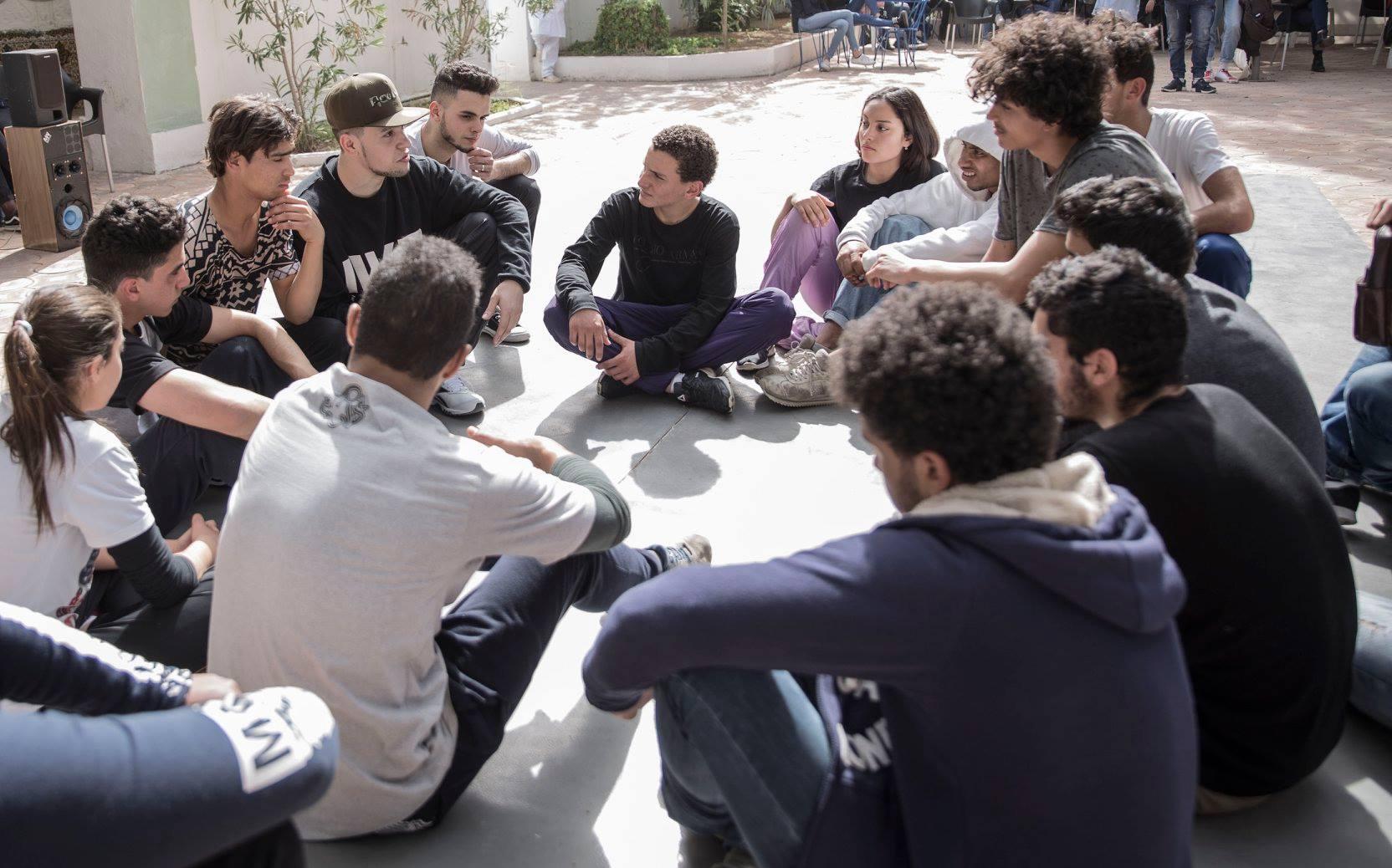 Bboy Diehard's advice to the new generation of Bboys in Tunisia