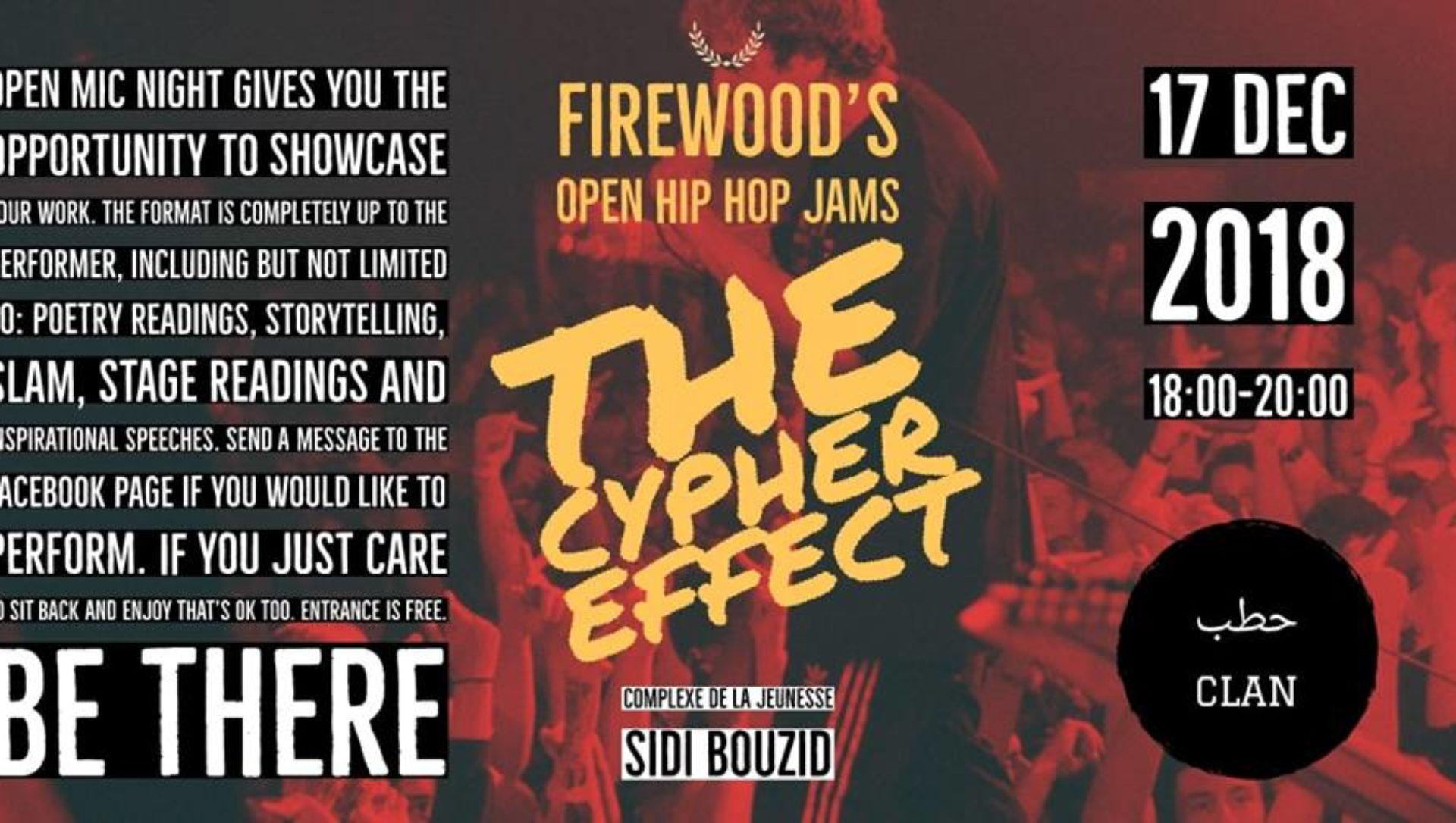 THE CYPHER EFFECT | Open Mic Night Edition |