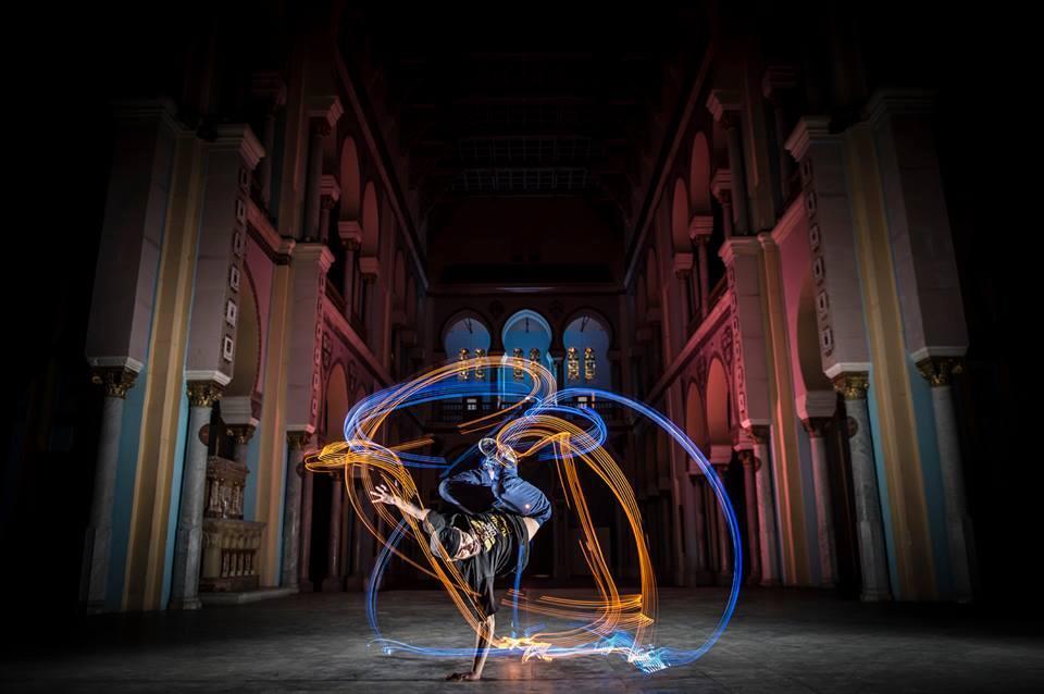 Bboy CARBON: The Free DancingSoul, RIP