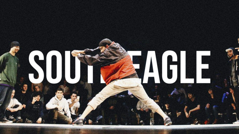 Amin Miladi aka South Eagle: A Bboy Full of Determination