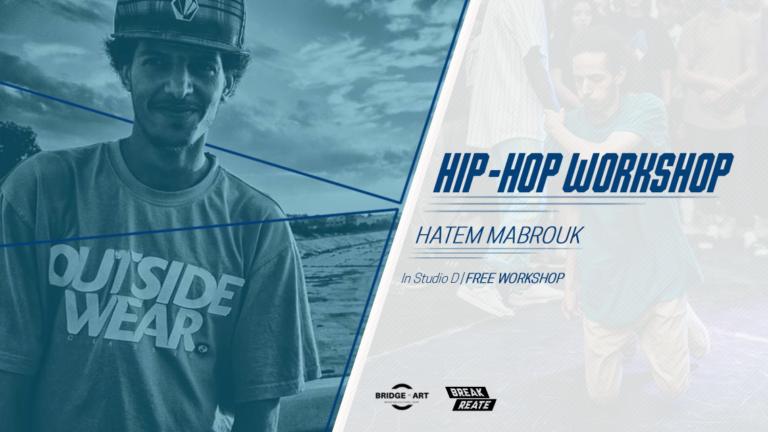 Hatem Mabrouk Hip-Hop Workshop
