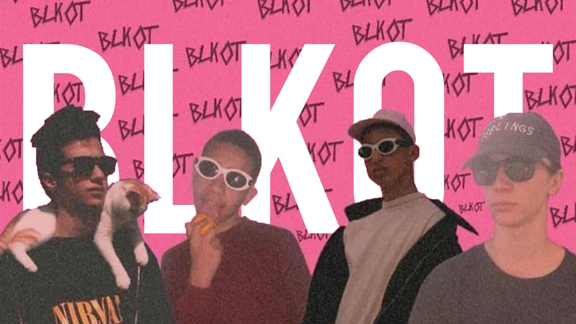 BLKOT : The Tunisian Skateboarding Team